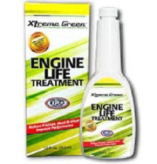 XTREME GREEN ENGINE LIFE TREATMENT 12 fl. oz