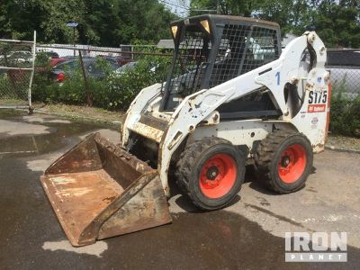2010 (unverified) Bobcat S175 Skid-Steer Loader