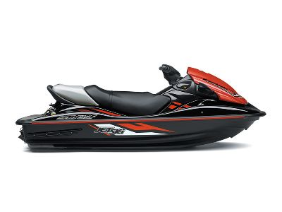 2018 Kawasaki Jet Ski STX-15F 3 Person Watercraft Castaic, CA