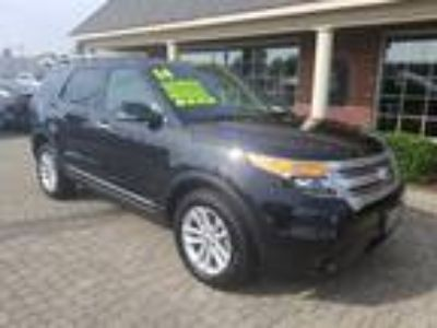 2014 Ford Explorer XLT 4X4 w Leather