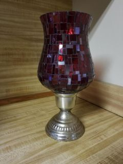 Very pretty candle holder or vase