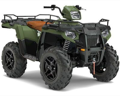 2017 Polaris Sportsman 570 SP Utility ATVs Rushford, MN