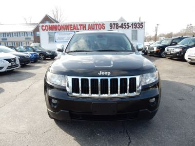 2012 Jeep Grand Cherokee Limited (Brilliant Black Crystal Pearl)