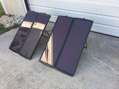 Thunderbolt Magnum Solar Panel Kits + Accessories