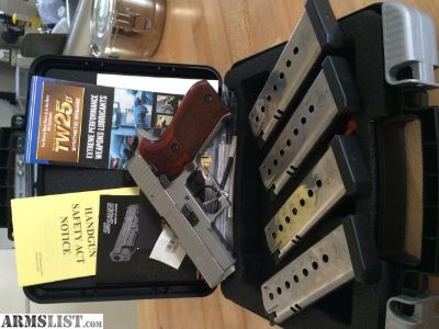 For Sale/Trade: Sig Sauer P220 Stainless Elite Carry