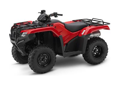 2018 Honda FourTrax Rancher 4x4 DCT EPS Utility ATVs Spring Mills, PA
