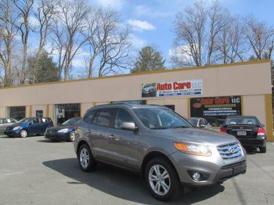 2011 Hyundai Santa Fe Limited (Gray)