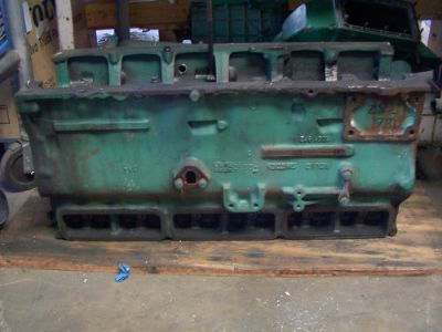 Purchase VOLVO PENTA AD TAMD 41 KAD KAMD 42 43P-A 861690 BARE BLOCK VERY LOW HOURS motorcycle in Costa Mesa, California, United States, for US $2,499.99