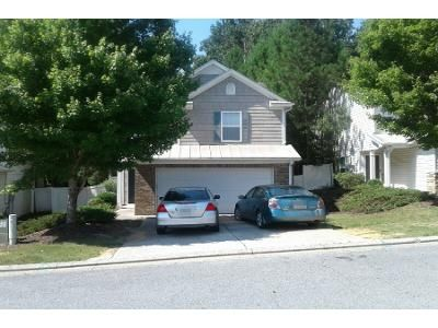 3 Bed 2.5 Bath Preforeclosure Property in Dallas, GA 30157 - Silver Spring St