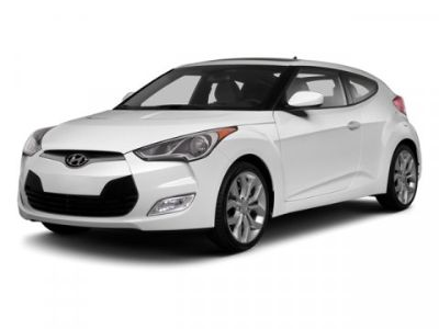 2013 Hyundai Veloster Base (Ultra Black)