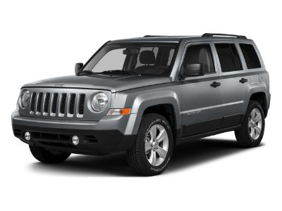 2015 Jeep Patriot Latitude (Maximum Steel Metallic Clearcoat)