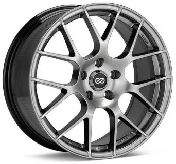 Buy Enkei Raijin 18x8.5 45mm Inset 5x100 Bolt 72.6 Bore Diameter Hyper Silver Wheel motorcycle in Cottage Grove, Minnesota, United States, for US $269.99