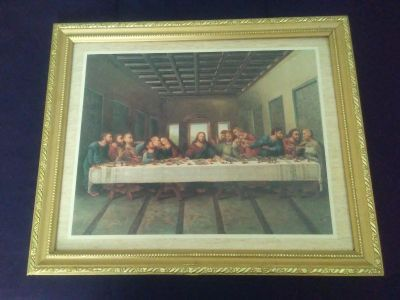 the last supper picture