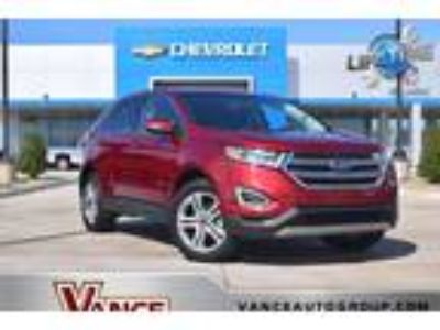 Used 2018 Ford Edge 4dr FWD in Miami, OK