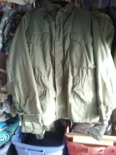 VINTAGE 1960s to 1980 M65 FIELD JACKET