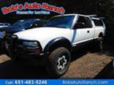 used 2002 Chevrolet S-10 for sale.