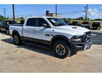 2015 RAM 1500 (Bright White Clearcoat)