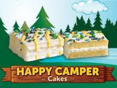 Little Debbie Happy Camper Cakes