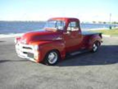 1955 Chevrolet 3100 Custom Short Box