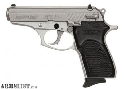 For Sale: Bersa Thunder 380