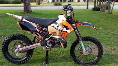 2007 KTM 300 XC-W