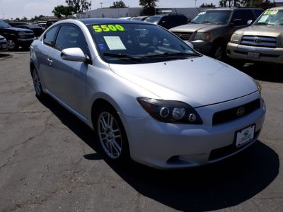 2008 Scion tC Base (Gray)