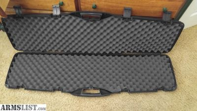 For Sale/Trade: 50 in hard plastic gun case