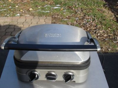 GRILLER BY CUISINART
