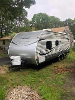2013 Coachmen Catalina Santara 212BH