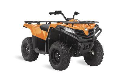 2018 CFMOTO CForce 400 Utility ATVs Monroe, WA