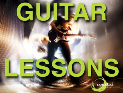 Guitar Lessons | In-Studio Taught By Working Pros
