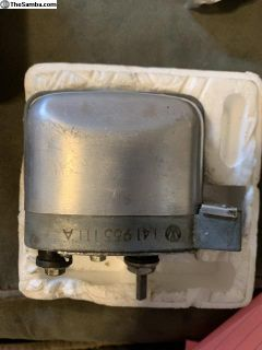 N.O.S. Lowlight wiper motor 56 to 60