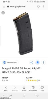 For Sale/Trade: Magpul Pmag Gen2 and Ranger Floor Plates