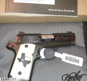For Sale: New in the Box Kimber Micro 9