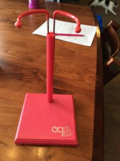 Our Generation Wooden Doll Stand