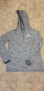 Guc Under Armour Hooded Shirt