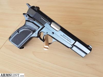 For Sale: Browning Hi-Power