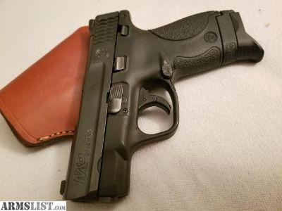 For Trade: M&P Shield .40 S&W