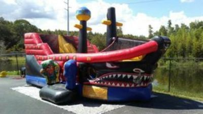 Tampa Area Combo Bounce House wet/dry per day