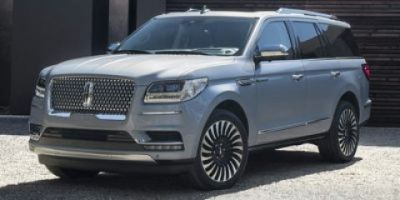 2019 Lincoln Navigator Black Label (White)