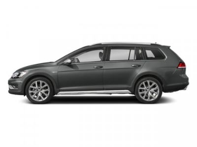 2018 Volkswagen Golf Alltrack SE (Platinum Gray Metallic)