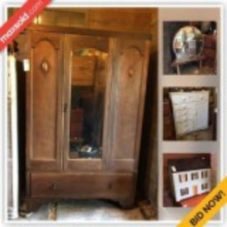 Medfield Estate Sale Online Auction - North Street