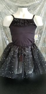 Top & Bottom glitz outfit