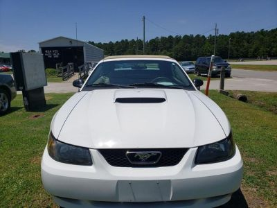 2001 Ford Mustang GT (White)