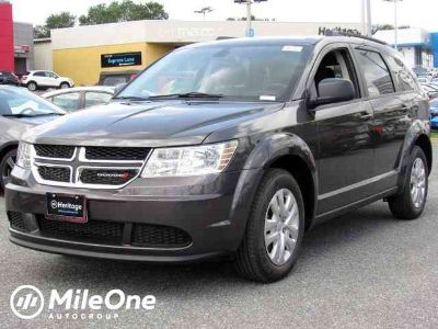 2019 Dodge Journey SE Canada Value Package