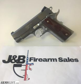 For Sale: Springfield Armory (Imbel Frame) Champion 1911 Used