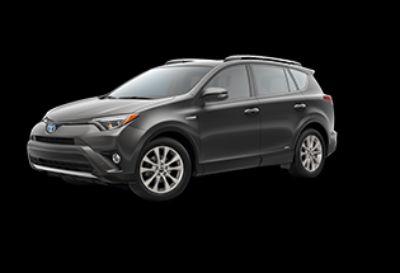 2018 Toyota RAV4 Limited Hybrid AWD-i (Magnetic Gray Metallic)