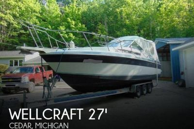 1988 Wellcraft Monte Carlo 2800