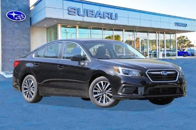 2019 Subaru Legacy (Black)