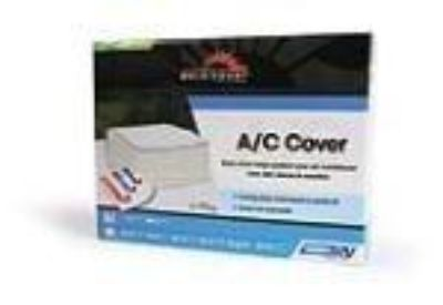 Purchase Camco 45396 Cover Air Conditioner Vinyl Colonial White motorcycle in Azusa, California, US, for US $18.32